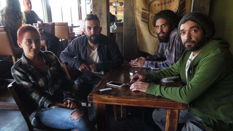 Âm nhạc – nguồn sống tinh thần ở ngôi làng chiến sự trên cao nguyên Golan (4/12/2017)
