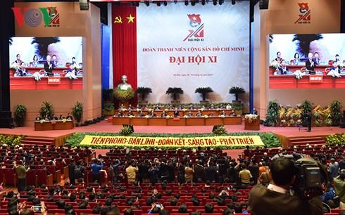 Phát biểu Khai mạc Đại hội Đại biểu Đoàn Thanh niên Cộng sản Hồ Chí Minh lần thứ 11, Tổng Bí thư Nguyễn Phú Trọng nhấn mạnh, thanh niên phải làm chủ nước nhà một cách xứng đáng nhất (Thời sự trưa 11/12/2017)