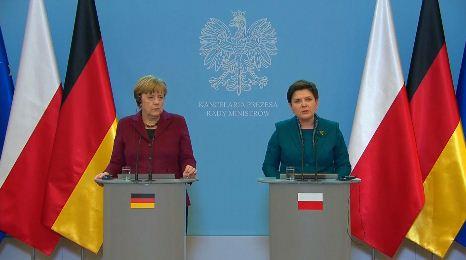 Thủ tướng Đức tới Ba Lan: Chuyến đi quan trọng với tương lai châu Âu (9/2/2017)