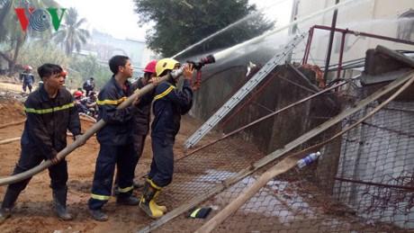 Từ vụ cháy ở Cần Thơ: Nhìn lại những bất cập trong công tác phòng cháy chữa cháy (27/3/2017)