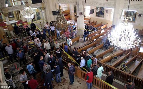 Hai vụ đánh bom đẫm máu liên tiếp tại Ai Cập trong cùng một ngày (Thời sự đêm 9/4/2017)