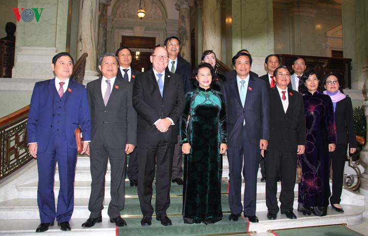 Thụy Điển ủng hộ Việt Nam ứng cử vào Hội đồng Bảo an Liên hợp quốc (Thời sự chiều 7/4/2017)