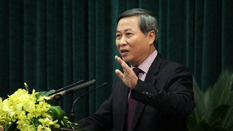 Khởi tố bị can đối với ông Phí Thái Bình - nguyên chủ tịch Hội đồng quản trị Tổng công ty Vinaconex, nguyên phó chủ tịch Ủy ban nhân dân thành phố Hà Nội (Thời sự chiều 22/5/2017)