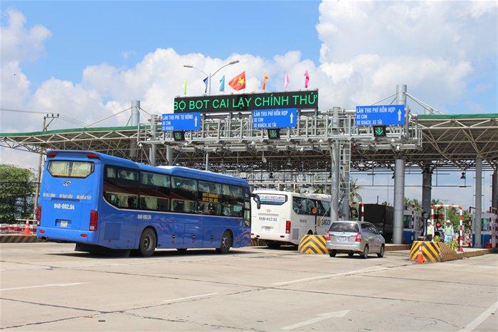Bộ Giao thông Vận tải vẫn chưa đưa ra được phương án xử lý về những bất cập tại trạm thu phí Cai Lậy, tỉnh Tiền Giang (Thời sự trưa 14/8/2017)