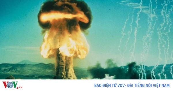 Tranh cãi Nga - Mỹ xung quanh Hiệp ước Lực lượng hạt nhân chiến lược (28/9/2017)