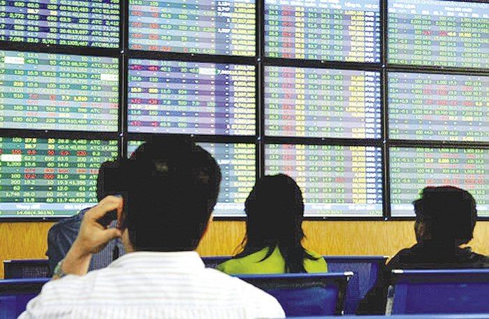 Sở Giao dịch chứng khoán thành phố Hồ Chí Minh hoạt động trở lại sau 2 ngày ngừng giao dịch (25/01/2018)