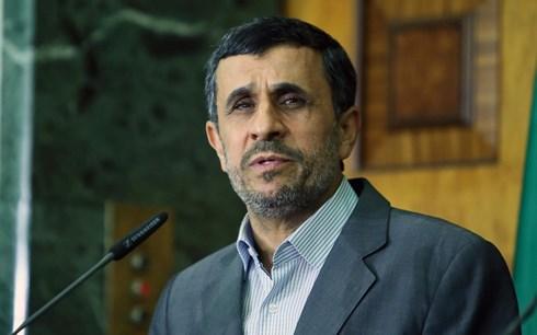 Cựu Tổng thống Iran được thông tin đã bị bắt vì có liên quan đến các cuộc biểu tình chống chính phủ vừa qua tại nước này (8/1/2018)
