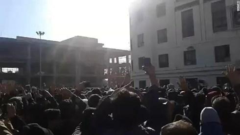 Iran lao đao trước làn sóng biểu tình phản đối chính phủ (02/01/2018)
