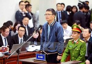 Ghi nhận dấu ấn cải cách tư pháp và tuân thủ nguyên tắc tranh tụng trong xét xử tại phiên tòa Trịnh Xuân Thanh (19/1/2018)