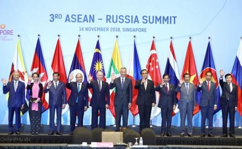 Thủ tướng Nguyễn Xuân Phúc dự Hội nghị Cấp cao ASEAN-Nhật Bản lần thứ 21; Hội nghị Cấp cao ASEAN-Hàn Quốc lần thứ 20 và Hội nghị Cấp cao ASEAN-Nga lần thứ 3 (Thời sự đêm 14/11/2018)