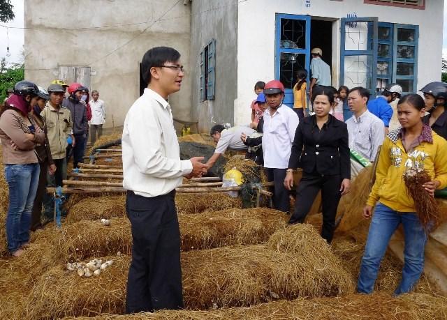 Huyện Krông-Ana, tỉnh Đắc Lắc: Điểm sáng trong đào tạo nghề lao động nông thôn (8/12/2018)