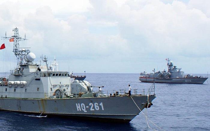 Bộ tư lệnh vùng 5 Hải quân: Bảo vệ vững chắc chủ quyền biển, đảo Tây Nam (2/12/2018)