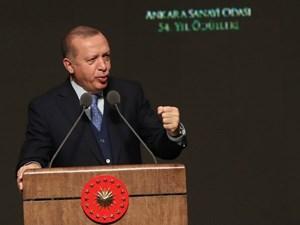 Chuyến thăm lịch sử của ông Erdogan tới Vatican (5/2/2018)