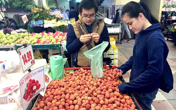 Các Tham tán thương mại vào cuộc thúc đẩy xuất khẩu nông sản  (13/02/2018)