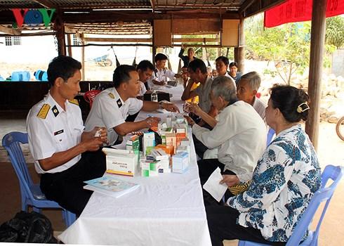 Đội điều trị 78, Vùng 5 Hải quân: Địa chỉ tin cậy của quân dân khu vực đảo Phú Quốc (26/2/2018)
