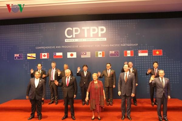 CPTPP mang lại lợi ích kinh tế và thúc đẩy cải cách của Việt Nam (14/3/2018)