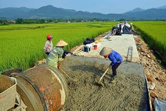 Hà Giang phấn đấu thoát nghèo xây dựng nông thôn mới  (06/03/2018)