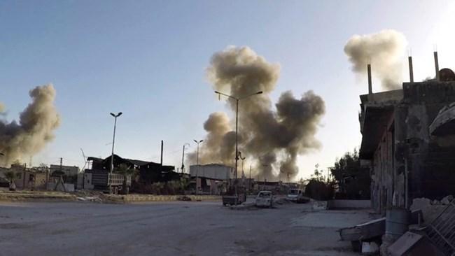 Vũ khí hóa học – chất xúc tác cho những toan tính ở Syria (10/4/2018)