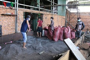 Kết thúc con đường ngoằn ngoèo của những tấn cà phê nhuộm pin (27/4/2018)