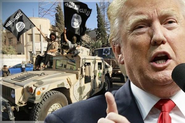 Nhiễu thông tin Mỹ rút quân tại Syria (4/4/2018)