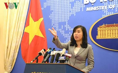 Việt Nam đề nghị Trung Quốc thể hiện trách nhiệm trong việc duy trì hòa bình, ổn định ở Biển Đông sau khi Trung Quốc bố trí tên lửa tại các cấu trúc mà nước này đã xây dựng trái phép thuộc quần đảo Trường Sa của Việt Nam (Thời sự đêm 8/5/2018)