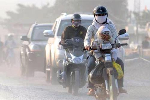 Khuyến nghị khung chính sách để kiểm soát tình trạng ô nhiễm không khí đáng báo động tại các đô thị lớn ở nước ta hiện nay (18/5/2018)