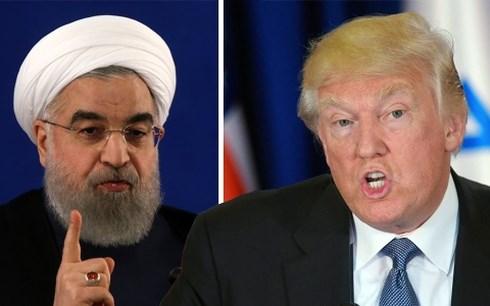 """""""Số phận"""" Thỏa thuận hạt nhân Iran 2015 và nguy cơ một cuộc chiến mới (6/5/2018)"""