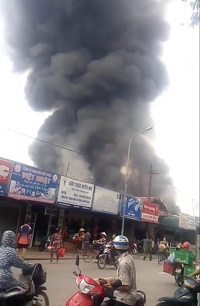 Liên tiếp 2 vụ cháy vừa xảy ra tại thành phố Hồ Chí Minh và Hà Nội trong đêm qua và sáng sớm nay, thiệt hại về tài sản là khá lớn (21/6/2018)