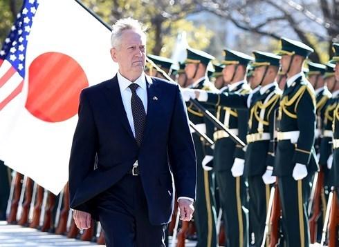 Bộ trưởng Quốc phòng Mỹ thăm châu Á: Khẳng định cam kết với đồng minh (29/6/2018)