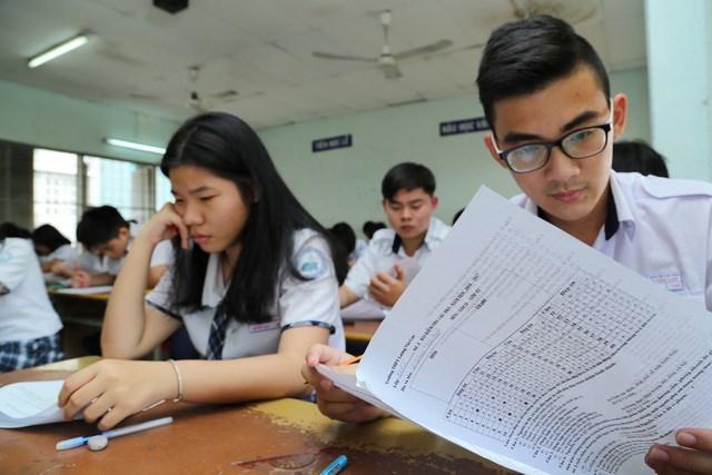 Kỳ thi Trung học phổ thông Quốc gia 2018: Liệu có đạt mục tiêu 2 trong 1 (30/6/2018)