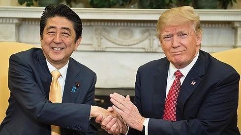 Thủ tướng Nhật Bản thăm Mỹ, sẽ có cuộc gặp với Tổng thống Donald Trump (6/6/2018)