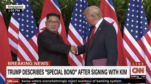 """Lịch sử thăng trầm trong quan hệ Mỹ - Triều và """"cuộc đối thoại thế kỷ"""" (12/6/2018)"""