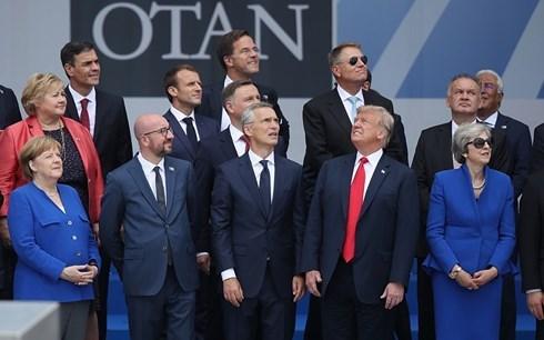 Quan hệ Mỹ-NATO vẫn còn rất nhiều thách thức (12/7/2018)