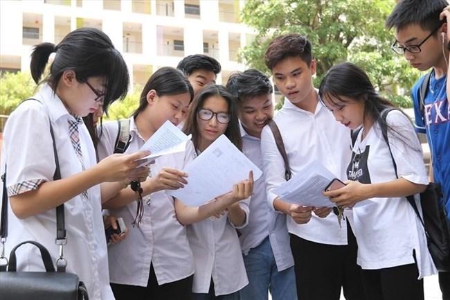 Nhiều trường đại học trên cả nước đã công bố điểm chuẩn trúng tuyển theo kết quả của kỳ thi Trung học phổ thông Quốc gia 2018 (6/8/2018)