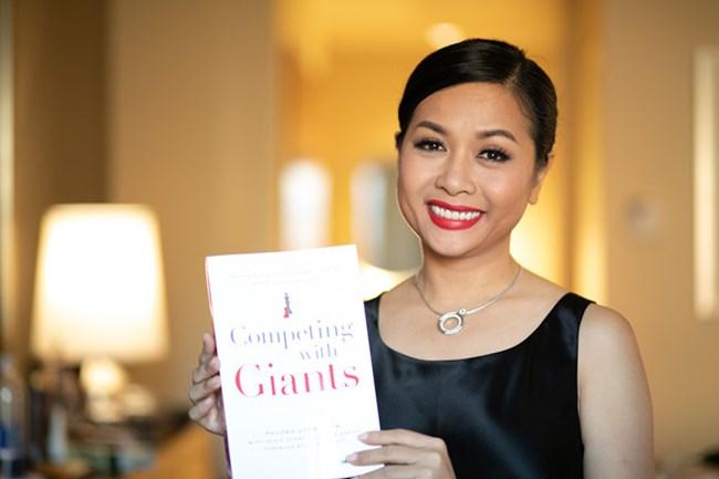 Sách của tác giả Việt ra mắt tại Forbes Mỹ (31/8/2018)