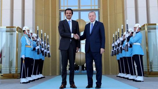 Vì sao Qatar cam kết đầu tư 15 tỷ USD vào Thổ Nhĩ Kỳ (16/8/2018)