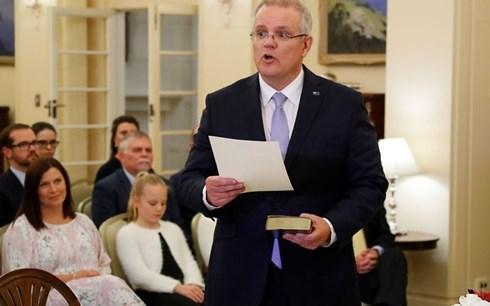 Australia bất ngờ có Thủ tướng mới sau một tuần chính trường chao đảo (24/8/2018)