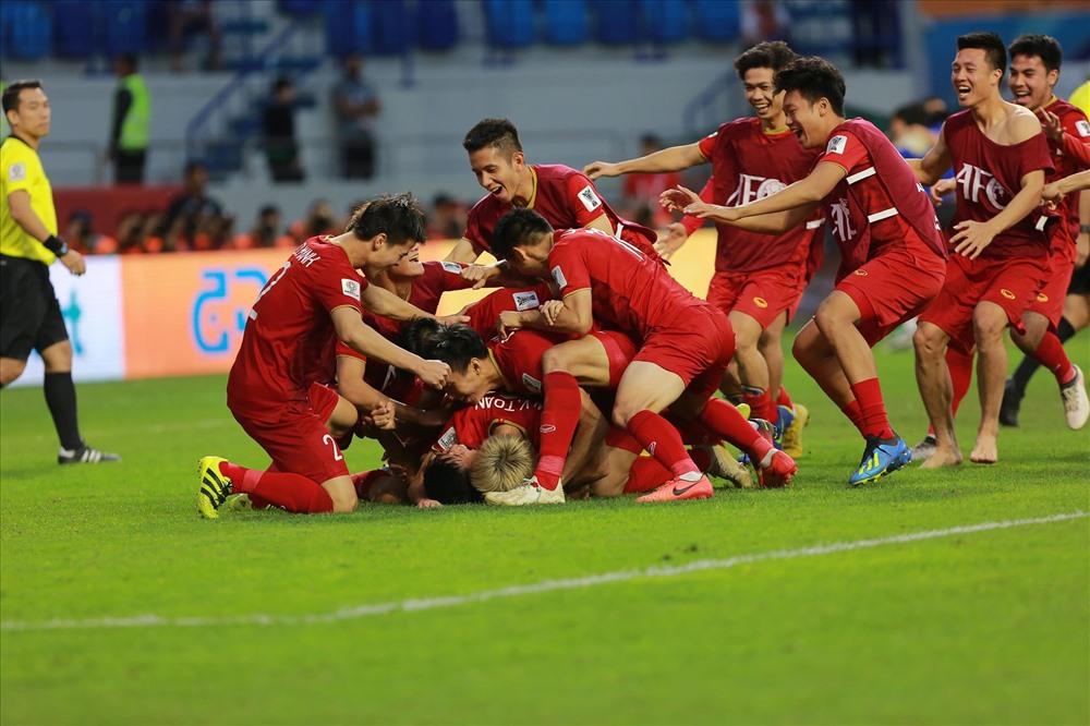 Tinh thần chiến đấu tự tin, đầy quả cảm của đội tuyển Việt Nam tại Asian Cup 2019 (21/1/2019)