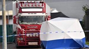 Các cảng ở Bỉ đang trở thành lựa chọn của các nhóm buôn người tới Anh (28/10/2019)