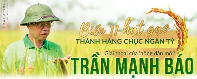 """""""Đối thoại với cánh đồng"""" - tự truyện của Trần Mạnh Báo (2/10/2019)"""