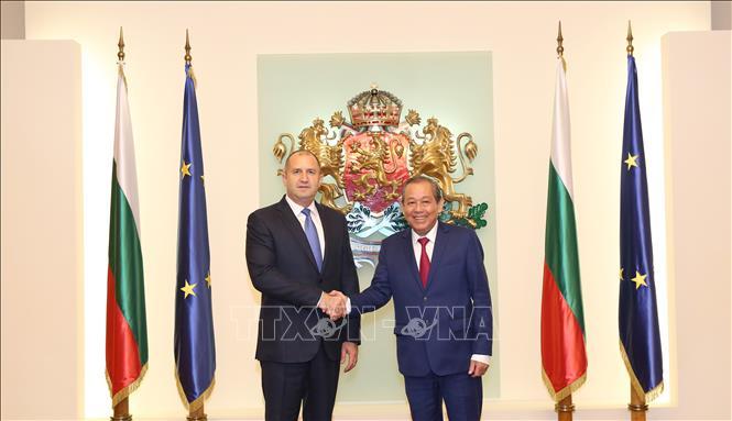THỜI SỰ 6H SÁNG 2/10/2019: Việt Nam và Bulgaria thống nhất tăng cường hợp tác, phục vụ tốt lợi ích của nhân dân hai nước.