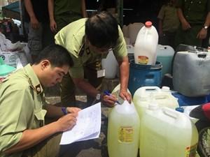 Kiểm soát hóa chất độc hại, cần sự vào cuộc của lực lượng chức năng địa phương (8/11/2019)