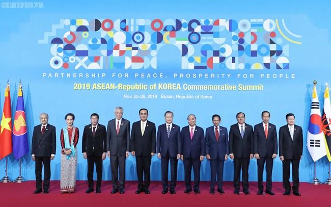 Triển vọng quan hệ ASEAN - Hàn Quốc trong giai đoạn mới (26/11/2019)