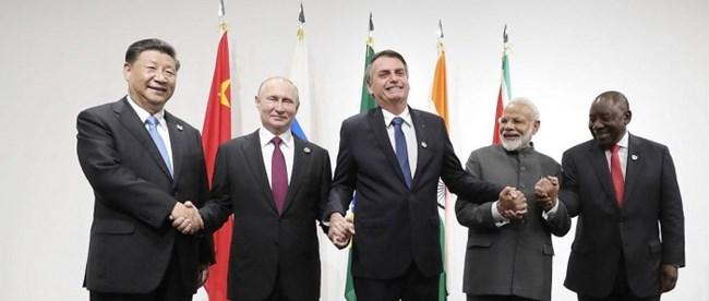 Hội nghị Thượng đỉnh BRICS: Tăng trưởng kinh tế cho một tương lai đổi mới (13/11/2019)