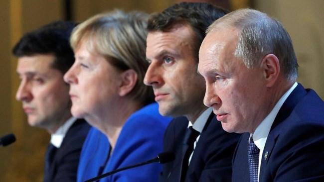 Hội nghị nhóm Bộ tứ Normandy: Tìm cơ hội phá vỡ bế tắc (10/12/2019)