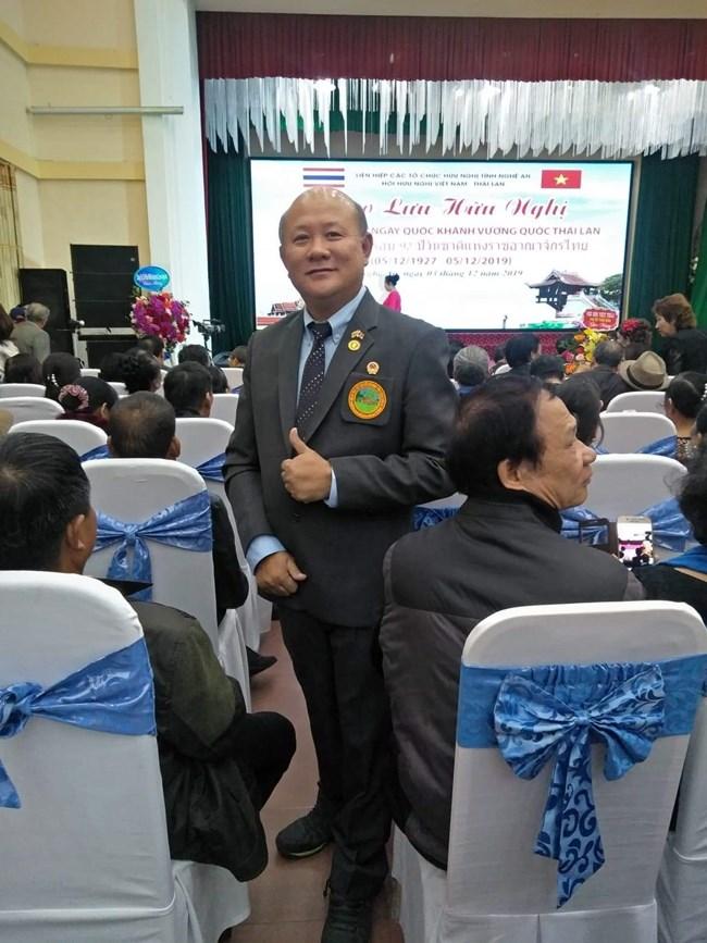 Tình cảm của Việt kiều Thái Lan với Chủ tịch Hồ Chí Minh và với quê hương, đất nước (21/12/2019)