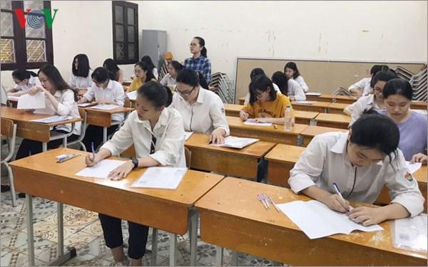 Văn hóa ứng xử học đường: Nói không với gian lận và tiêu cực trong thi cử (13/12/2019)