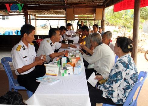 Đội điều trị 78 vùng 5 Hải quân - Chỗ dựa tin cậy của quân dân biển đảo Tây Nam (25/2/2019)