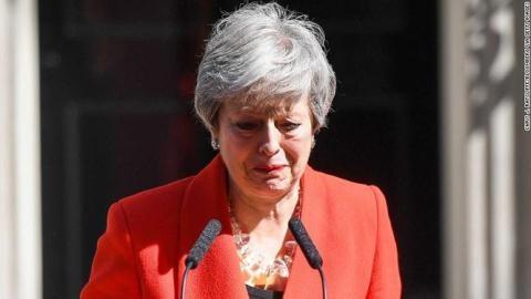 Thăng trầm sự nghiệp chính trị của Thủ tướng Anh Theresa May (28/5/2019)