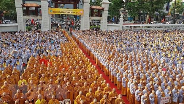 """THỜI SỰ 6H SÁNG 12/5/2019: Khai mạc Đại lễ Phật đản Liên hợp quốc – Vesak 2019 với chủ đề: """"Cách tiếp cận của Phật giáo về sự lãnh đạo toàn cầu và trách nhiệm cùng chia sẻ vì xã hội bền vững""""."""